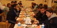 Şanlıurfaspor'a moral yemeği