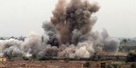 Sınırdaki IŞİD mevzileri bombalandı