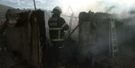 Süleymaniye'de korkutan yangın