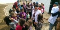Suriyelilere psikolojik destek