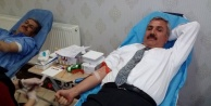 ŞUTSO, kan bağışında bulundu