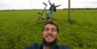 Tehlikeli selfie!