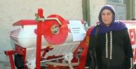 TKDK'dan çiftçilere makine desteği