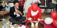 Urfa'da böyle kutlanır yılbaşı!
