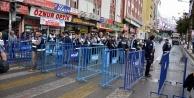 Urfa'da Davutoğlu alarmı