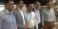 Urfaspor'u yalnız bırakmayan Başkan