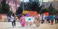 Viranşehir'de Engelliler Haftası kutlandı