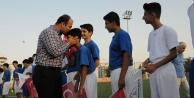 Yaz futbol okulu başladı