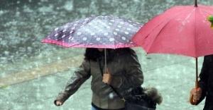 Urfa'ya sağanak yağış geliyor