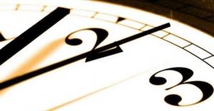 Bugün saatinize dikkat edin!