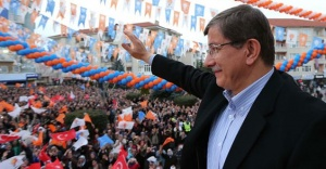 Davutoğlu'nun Urfa programı değişti