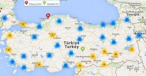 Gönüllüler, Türkiye'nin ihtiyaç haritasını çıkardı