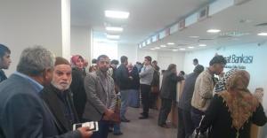 Urfa'da TOKİ satışları başladı