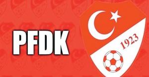 13 takım PFDK'da