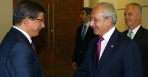 Davutoğlu, iki liderden randevu istedi