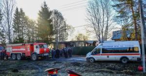 Hastanede yangın çıktı;23 Ölü
