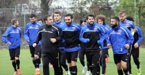 Karabükspor Urfa maçına odaklandı