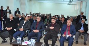 Bozova'da mütevelli heyetine üye seçildi