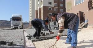 Eyyübiye Belediyesi o konutlar için atağa kalktı