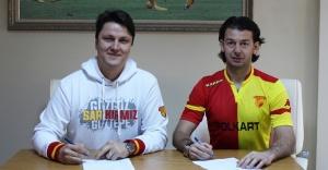 İşte Atacan Öztürk'ün yeni takımı…