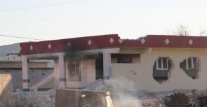 Urfa'da 20 evi yağmalayıp ateşe verdiler