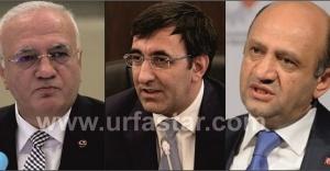 Bakanlar, Urfa'ya çıkarma yapıyor