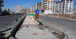 Karaköprü'de Atatürk Bulvarı trafiğe açıldı