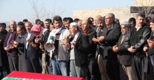 PKK'lı Yeşil Urfa'da toprağa verildi