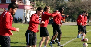 Samsunspor'dan Urfaspor'a gözdağı