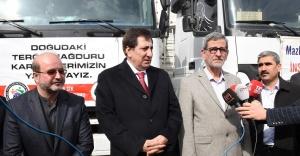 """""""Şanlıurfa Türkiye'nin ve dünyanın yüz akıdır"""""""