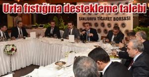 Urfa'nın sorunları Ankara'da masaya yatırıldı