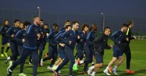 Urfaspor'da Giresunspor maçının startı verildi