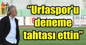 Urfaspor sosyal medyayı salladı