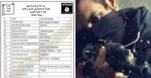 22 bin kişilik IŞİD üye listelerini ele geçirdiler!
