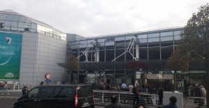 Brüksel Havalimanı'ndan Patlama: 11 Ölü, 25 Yaralı