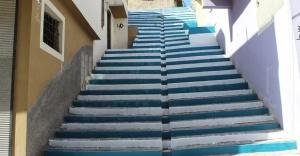 Eyyübiye'de sokaklara estetik görünüm
