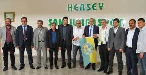 Erhan Altın, Urfaspor'a imzayı attı