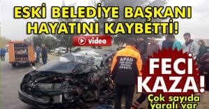 Feci kaza: 1 ölü, 39 yaralı