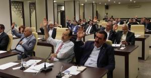 Haliliye Meclisinde seçim heyecanı yaşandı