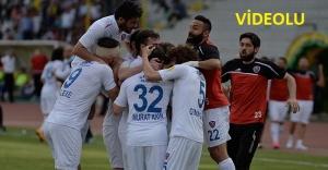 İşte Urfaspor-Karabükspor maçının özeti...