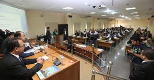 Meclis toplantısında neler konuşuldu?