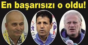 Urfaspor'da hangi hoca kaç puan topladı?