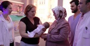 8 Bebeğini kaybeden kadına müjde!