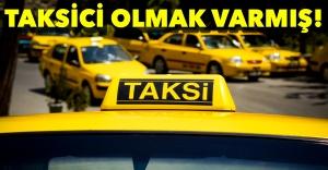 Şanlıurfa'da Taksi Kültürü Gelişiyor