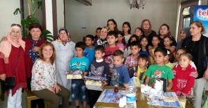 CHP'li kadınlardan anlamlı etkinlik