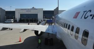 GAP Havaalanından kaç kişi uçtu?