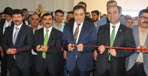 Mesleki ve Teknik Eğitim fuarı açıldı