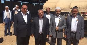 Milletvekili Akyürek soluğu Viranşehir'de aldı