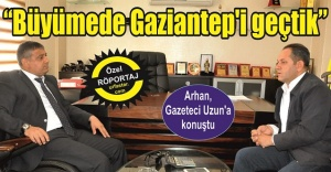 Arhan ile özel röportaj...