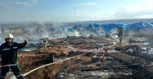 Türkiye sınırına bomba yağdı!